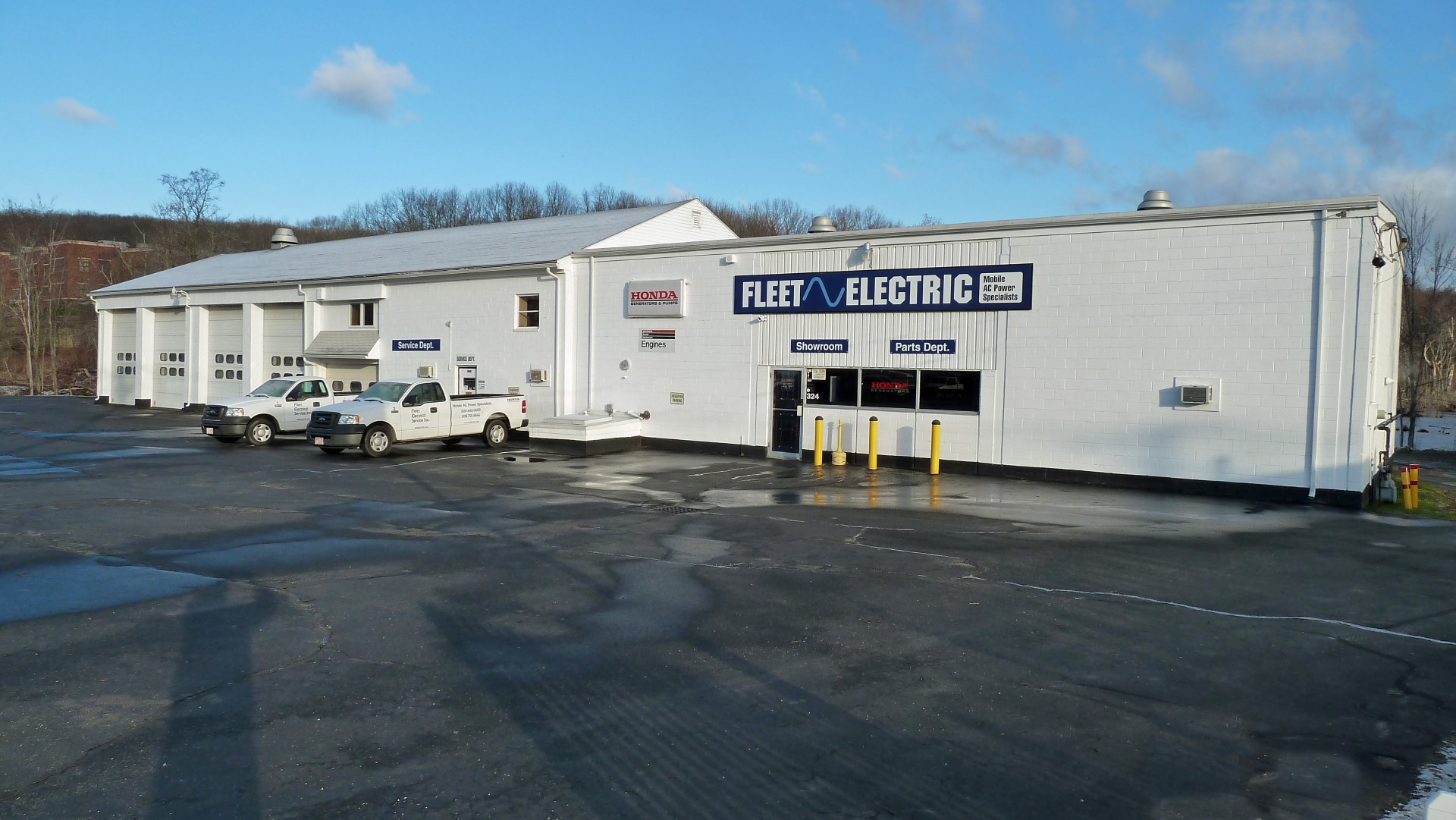 Fleet Electric Worcester, MA