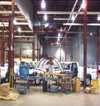 West Boylston, MA Facility Indoors